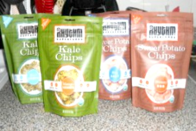 Rhythm Superfoods Veggie Chips