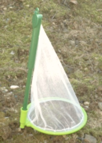 Kid's Butterfly Net and Tent for Outdoor Exploration