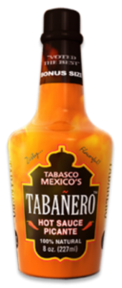 Tabanero Natural Hot Sauce