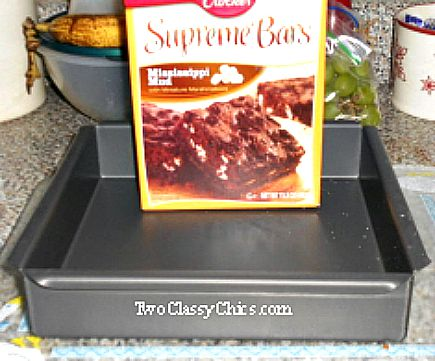 ManPans Square Cake Pan
