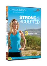Canyon Ranch - Strong & Sculpted Workout DVD