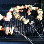 Fire Wire Grilling Skewers and Marinating Kit Review  on Two Classy Chics