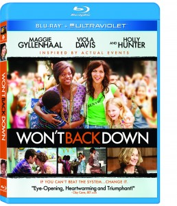 Won't Back Down Blu-ray DVD http://twoclassychics.com