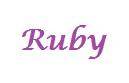 Ruby Tag
