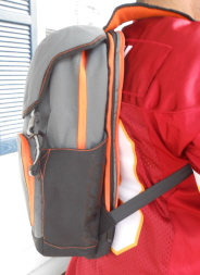 Profile View of Backpack