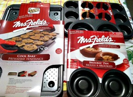 Love Cooking Co Offers Mrs Fields Baking Products