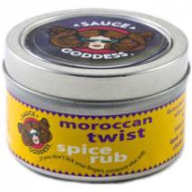 Sauce Goddess Moroccan Twist Spice Rub
