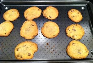 Mrs. Fields Baking Cookie Sheet