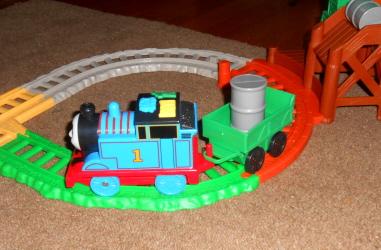 Thomas & Friends: All Around Sodor Interactive Train Set