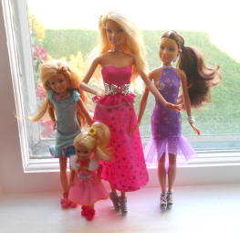 Barbie and her Sisters!