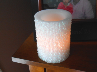 Candle Impressions Flameless Candle