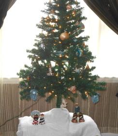 Shelly's Coastal Christmas Tree