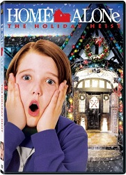 home alone holiday heist dvd