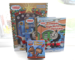 Thomas & Friends - Christmas Books for Kids