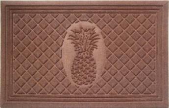 pineapple weather beaters doormat