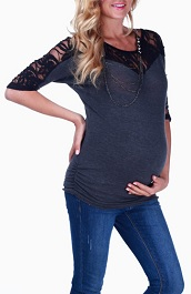 pinkblush maternity top