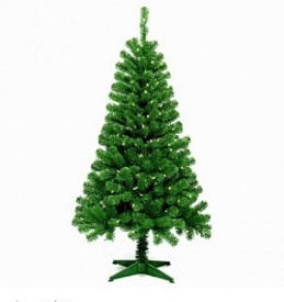 ZestAvenue Prelit Christmas Tree