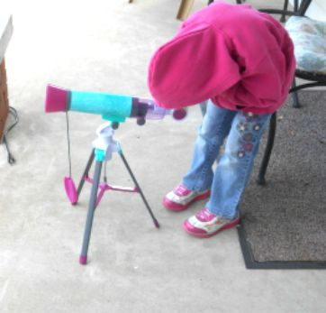 Science Club Moonscope for Kids