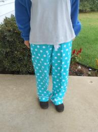 MyBoxerCraft Women's Flannel VIP Pants