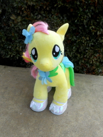Build-A-Bear Workshop Fluttershy My Little Pony
