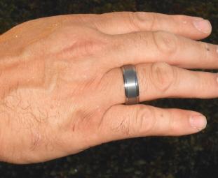 modern design man ring
