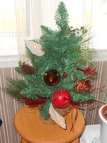 pretty holiday tree