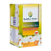 Buddha Herbs: Natures Chamomile Herbal Tea http://twoclassychics.com