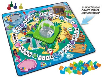 Pop & Learn Letters & Numbers Game