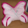 Sparkle Fairy Wings Lounge Pillow