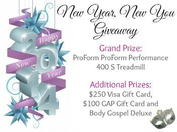 NEw Year New you Giveaway event http://twoclassychics.com