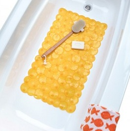 Twist of Citrus Bathtub Mat