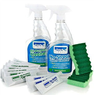 Clutter Cleaner Non Toxic All Natural Cleaning Products http://twoclassychics.com