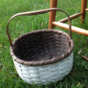colonial gathering basket