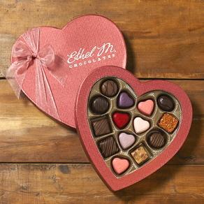 ethel m valentines day heart