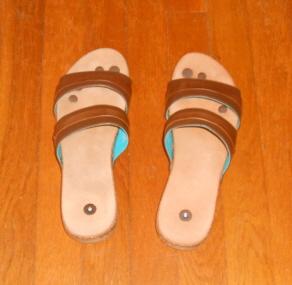 Juil Napa Sandals