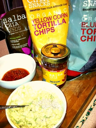 Lighten Up Your Appetizer With Salba Smart Chia Recipes + Giveaway