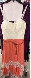 Lily Rose Hi-Low Corset Dress