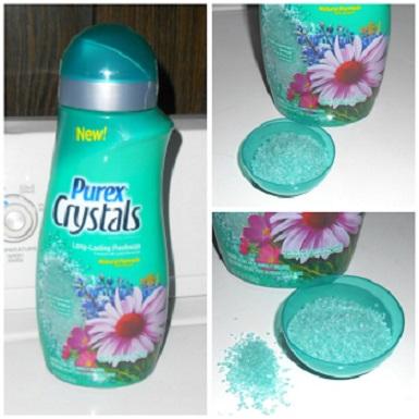 purex crystals fabric softener