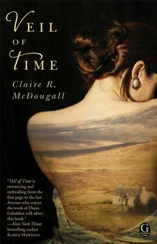 Veil of Time by Claire R. McDougall http://twoclassychics.com/2014/03/veil-time-claire-r-mcdougall/
