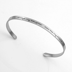 daughter cuff bracelet 1