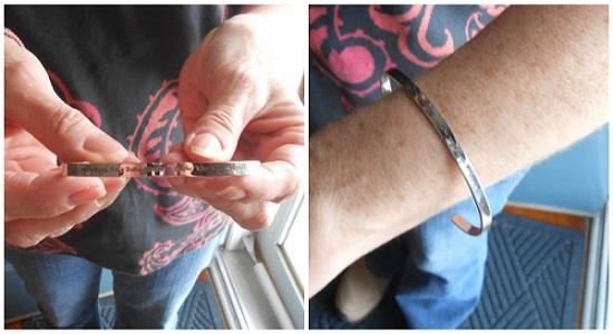 daughter cuff bracelet