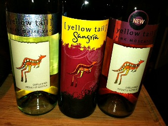 Refreshing [yellow tail] Wines htp://