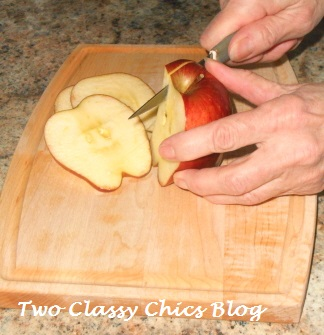 Arched Maple Wood Cutting Board
