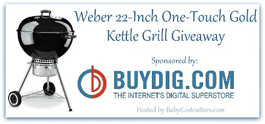 buydig weber grill giveaway http://twoclassychics.com