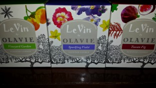 Olavie candle assortment