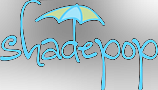 shadepop logo http://twoclassychics.com/2014/05/shadepop-table-umbrella/