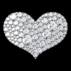 diamond heart beuty pagaent jewelry http://twoclassychics.com/2014/06/beauty-pageant-jewelry-creates-winning-look/