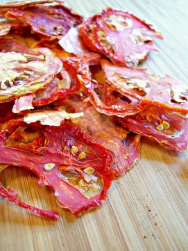 Tomato Chips Recipe