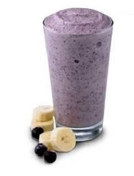 blueberry pump it up shake