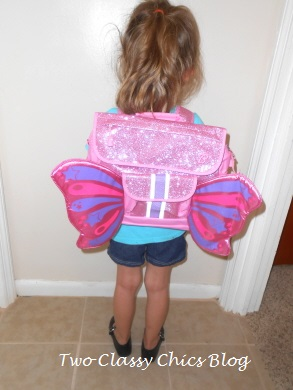 gia butterfly backpack